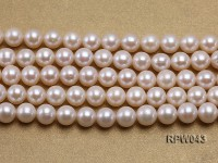 Wholesale High-quality 7.5-8mm Classic White Round Freshwater Pearl String