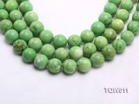 Wholesale 17mm Round Green Turquoise Beads String
