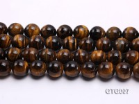 Wholesale 18mm Round Tiger Eye Strings