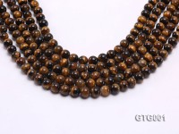 Wholesale 8mm Round Tiger Eye Strings