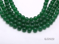 Wholesale 10mm Round Malay Jade String