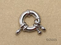 15mm Single-strand Gilded Clasp