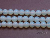 Wholesale 12mm Cream Round Moonstone String
