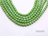 Wholesale 8mm Round Green Turquoise Beads String