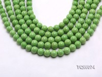 Wholesale 10mm Round Green Turquoise Beads String