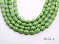 Wholesale 10x14mm Green Turquoise Beads String