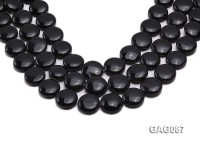 wholesale 19mm round agate pieces strings