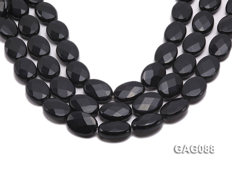 wholesale 25x18mm oval agate pieces strings