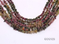 wholesale 3-5mm tourmaline gravely semi-finished products