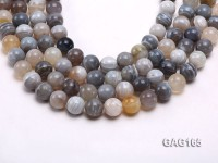 wholesale 14mm round agate strings
