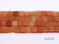 Wholesale 10mm Square Jade String