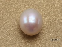 Wholesale 12×13-13x15mm Classic White Drop-shaped Loose Freshwater Pearls