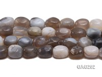 wholesale 14x22mm oval agate strings