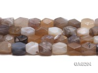 wholesale 14x21mm irregular agate strings