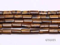 wholesale 9x16mm cylinder-shaped Tigereye Strings