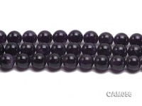 Wholesale 16mm Round Translucent Natural Amethyst Beads String