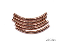 3x40mm 14k Plated Copper Accessories