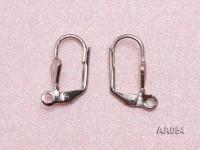 Argent Gilded Earring Hooks