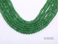 Wholesale 6.5mm Round Faceted Aventurine String