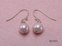 8mm Pink Seashell Pearl Set
