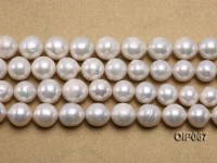 Wholesale Special Excellent-quality 12-15mm Baroque Pearl String