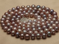 High Quality Round Freshwater Pearl Necklace