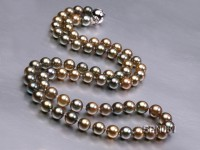 Beautiful 5-6mm Akoya Pearl Necklace