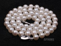 Beautiful 7mm Akoya Pearl Necklace