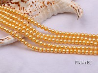 5-6mm freshwater pearl necklace