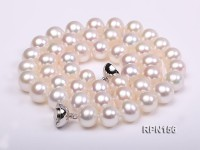 AA-grade 9mm Freshwater Pearl Necklace