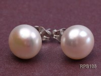 8mm AAA white round freshwater pearl necklace,bracelet and earring set