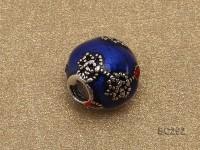 9.5mm Round Silver Accessories