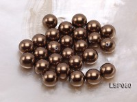 Wholesale 12mm  Round Seashell Pearl Bead