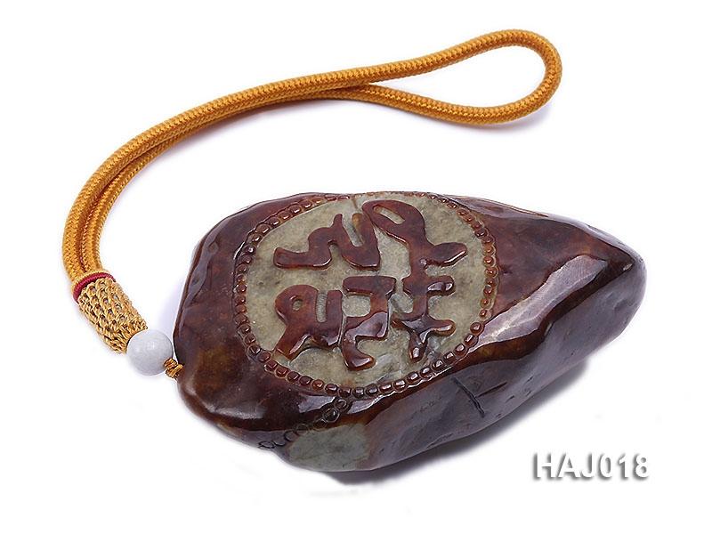 Carved Jadeite Handcraft