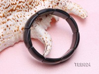 7.5x22x19mm Tiger Eye Beads Elasticated Bracelet