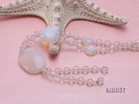 4-8mm Moonstone Beads Necklace