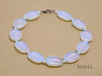 25x32mm Moonstone Beads Necklace