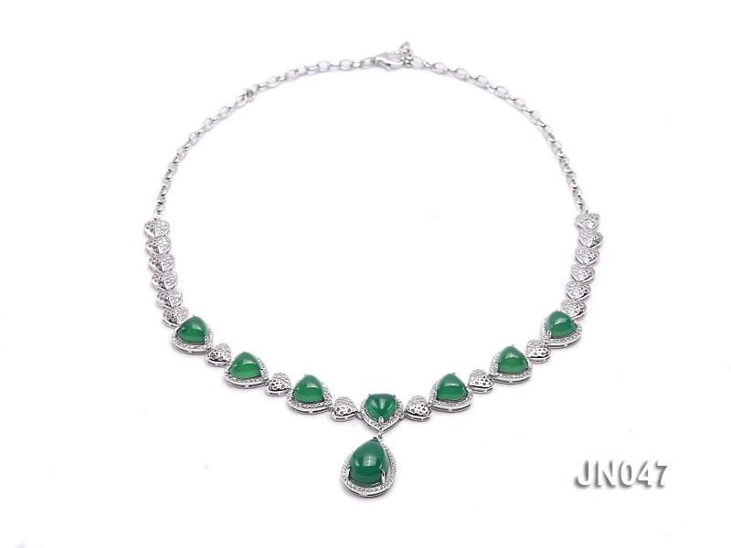 Natural Jasper  Necklace