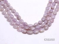 Wholesale 17x13x18mm Button-shaped Amethyst Beads Loose string