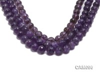 Wholesale 12mm Round Amethyst Beads Loose string
