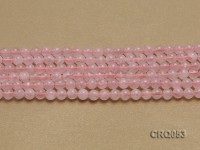 Wholesale 6.5mm Round Rose Quartz Beads String