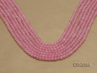 Wholesale 4.5mm Round Rose Quartz Beads String