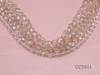 Wholesale 8x10mm Oval Citrine Beads Loose String