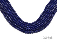 Wholesale 6mm Round Lapis Lazuli Beads Loose String