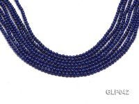 Wholesale 4mm Round Lapis Lazuli Beads Loose String