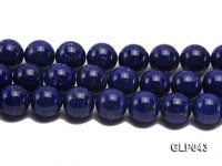 Wholesale 15.5mm Round Lapis Lazuli Beads Loose String