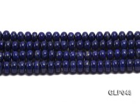 Wholesale 6x12mm Wheel-shaped Lapis Lazuli Beads Loose String
