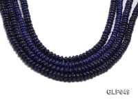 Wholesale 5x8mm Wheel-shaped Lapis Lazuli Beads Loose String