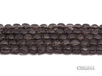 Wholesale 7x7x9mm Smoky Quartz Beads Loose String