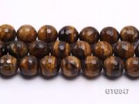 Wholesale 20mm Round Tiger Eye Beads Loose String